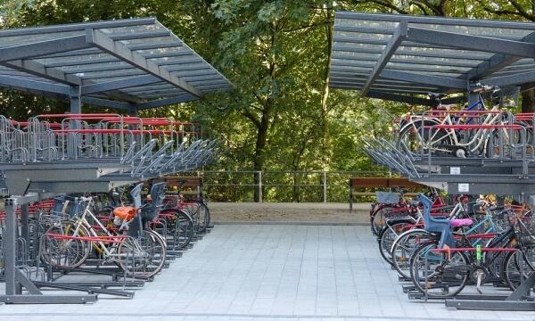 Bike Stahlbau