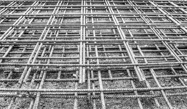 Konstruktion Stahlbau